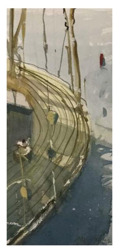 Cubierta|PinturadeIñigo Lizarraga| Compra arte en Flecha.es