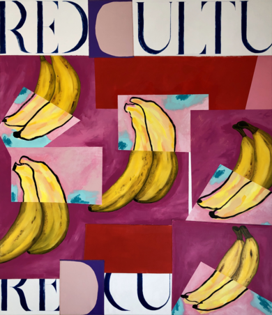 CULTURED VOL I|PinturadeNadia Jaber| Compra arte en Flecha.es