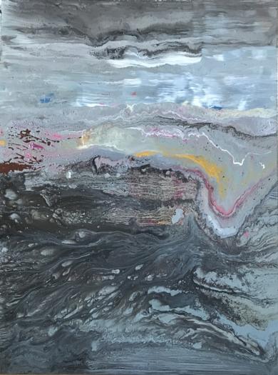 Borrasca|PinturadeEnric Correa| Compra arte en Flecha.es