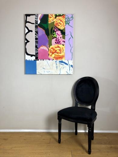 207 Multi-Status|PinturadeNadia Jaber| Compra arte en Flecha.es