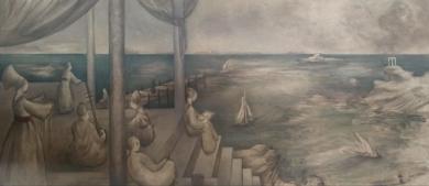 Espejismo|PinturadeVerónica Bustamante Loring| Compra arte en Flecha.es