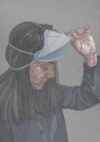 Conciencia Individual II|PinturadeTaquen| Compra arte en Flecha.es