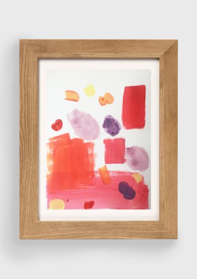 Se Va y Se Va Con Suavidad|PinturadeVioleta Maya McGuire| Compra arte en Flecha.es