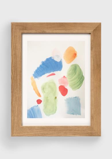 Pez Saltarín y Zanahoria|PinturadeVioleta Maya McGuire| Compra arte en Flecha.es