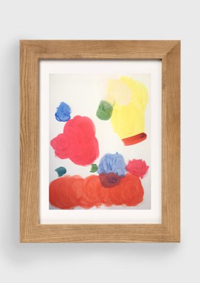 Pajaritos Por Aqui|PinturadeVioleta Maya McGuire| Compra arte en Flecha.es