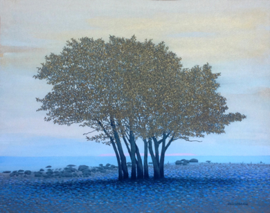 Bornholm|PinturadeCharlotte Adde| Compra arte en Flecha.es