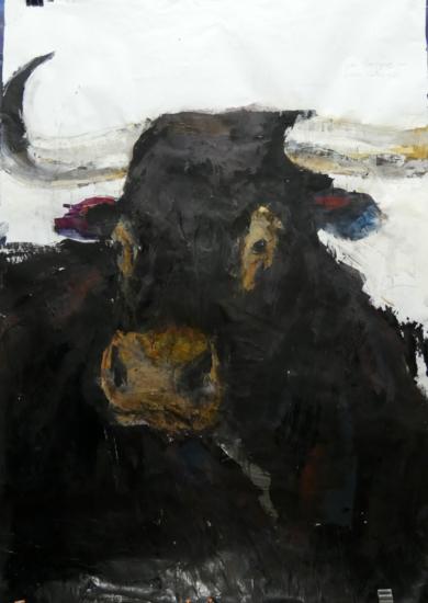 retratos ilustres nº 51|Collagedesaiz manrique| Compra arte en Flecha.es