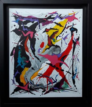 Hurricane|PinturadeValeriano Cortázar| Compra arte en Flecha.es