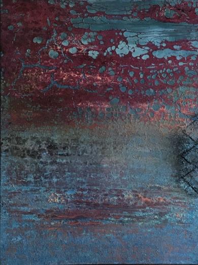 Reflejo|PinturadeEnric Correa| Compra arte en Flecha.es