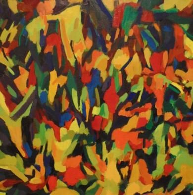La Caja China I|PinturadeIsabel Martin| Compra arte en Flecha.es