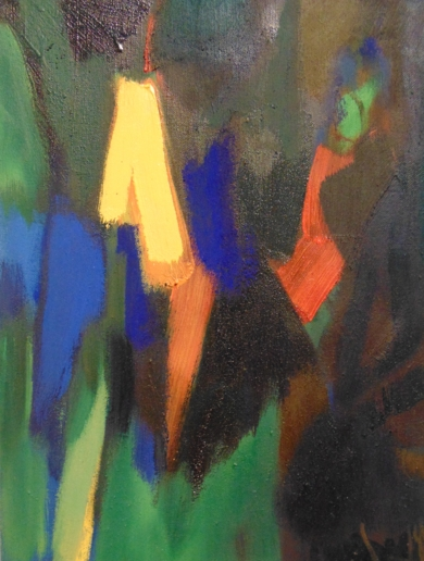 Abst|PinturadeIsabel Martin| Compra arte en Flecha.es