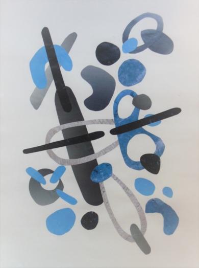 Charquito|CollagedeFabiana Zapata| Compra arte en Flecha.es