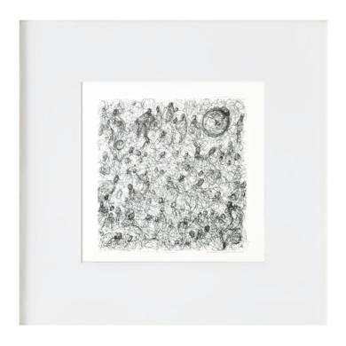 Curvisme- 146|IlustracióndeRICHARD MARTIN| Compra arte en Flecha.es