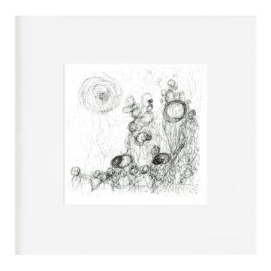 Curvisme 151|Obra gráficadeRICHARD MARTIN| Compra arte en Flecha.es