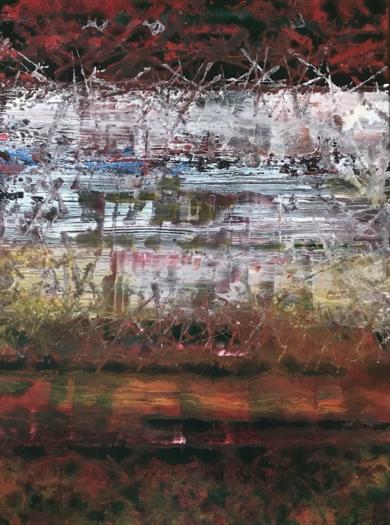 Pinchos|PinturadeEnric Correa| Compra arte en Flecha.es