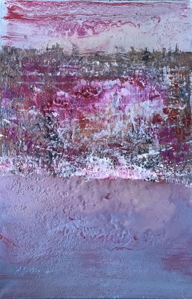 Orden en el caos|PinturadeEnric Correa| Compra arte en Flecha.es