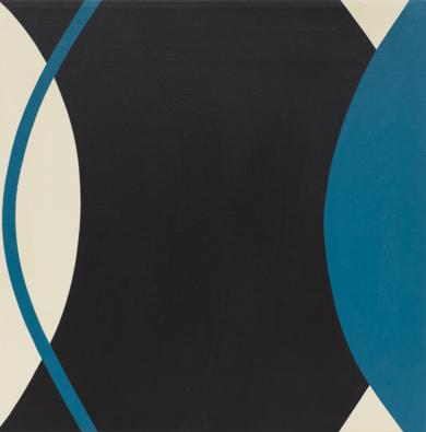 Plano y curva|PinturadeRodrigo Martín| Compra arte en Flecha.es