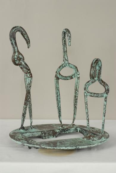 FAMILLE D'OISEAUX|EsculturadeGerardo de Pablo| Compra arte en Flecha.es