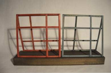 Serie las redes: Relieve 1|EsculturadeGilles Courbière| Compra arte en Flecha.es
