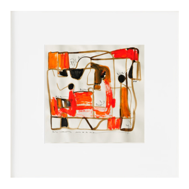 Curvisme - 190|Obra gráficadeRICHARD MARTIN| Compra arte en Flecha.es