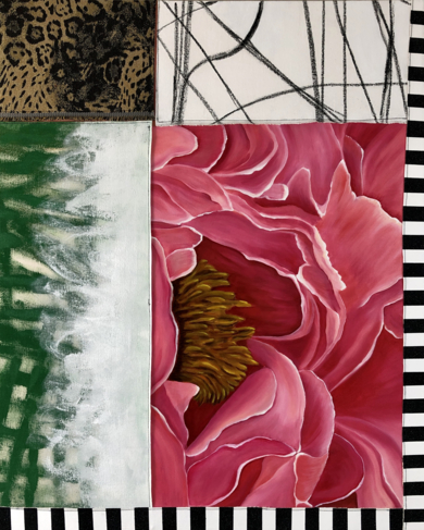Floral Arrangement n.1|PinturadeNadia Jaber| Compra arte en Flecha.es