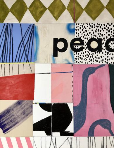 510 Not Extended|PinturadeNadia Jaber| Compra arte en Flecha.es