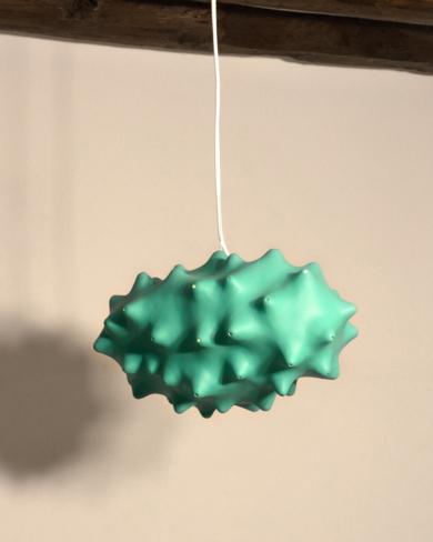 Noro verde|EsculturadeCarmma| Compra arte en Flecha.es