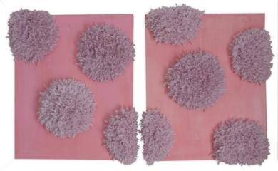 Pink Peonies|PinturadeNadia Jaber| Compra arte en Flecha.es