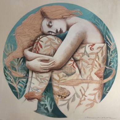 Como un sueño|PinturadeMenchu Uroz| Compra arte en Flecha.es