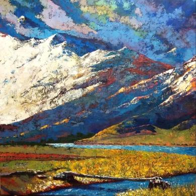 Evocación II|PinturadeGossediletto| Compra arte en Flecha.es
