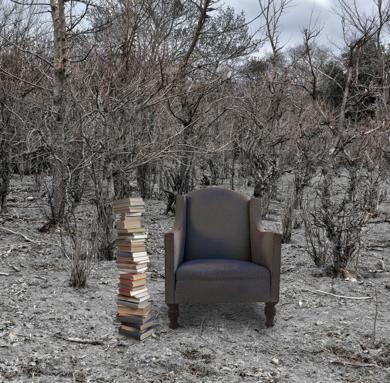 Lectura acumulada|FotografíadeLeticia Felgueroso| Compra arte en Flecha.es