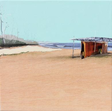 Hogar de verano|CollagedeEduardo Query| Compra arte en Flecha.es