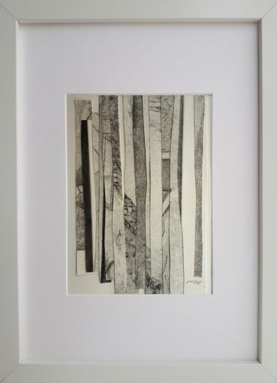 Ecos VII|CollagedeMay Pérez| Compra arte en Flecha.es