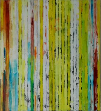 Spring|PinturadeFrancisco Santos| Compra arte en Flecha.es