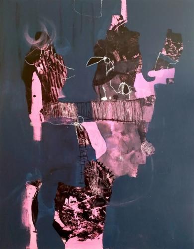 the norm of balance|PinturadeHéctor Glez| Compra arte en Flecha.es