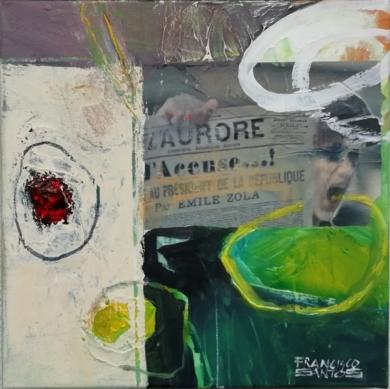 Aurore|PinturadeFrancisco Santos| Compra arte en Flecha.es