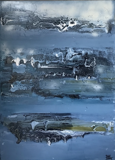 Mar|PinturadeEnric Correa| Compra arte en Flecha.es
