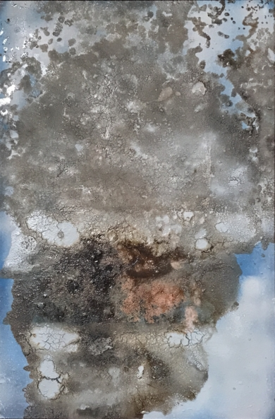 Humedad II|PinturadeEnric Correa| Compra arte en Flecha.es
