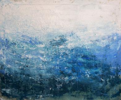 Trouble waters|PinturadeLucia Garcia Corrales| Compra arte en Flecha.es