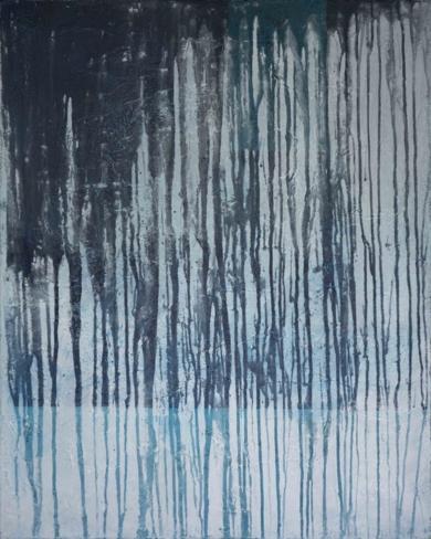 Water behind the glass I|PinturadeLucia Garcia Corrales| Compra arte en Flecha.es