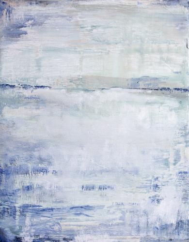 Frozen water III|PinturadeLucia Garcia Corrales| Compra arte en Flecha.es