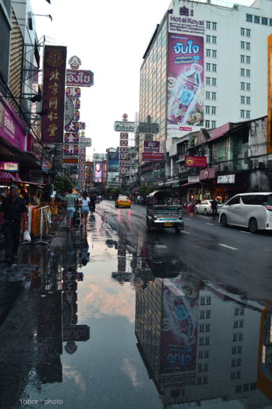 Chinatwon in Bangkok|FotografíadeYabar| Compra arte en Flecha.es