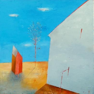 Urban Contrasts|PinturadeKestutisj| Compra arte en Flecha.es