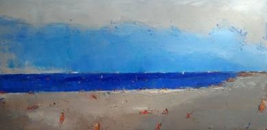 Along The Sea|PinturadeKestutisj| Compra arte en Flecha.es
