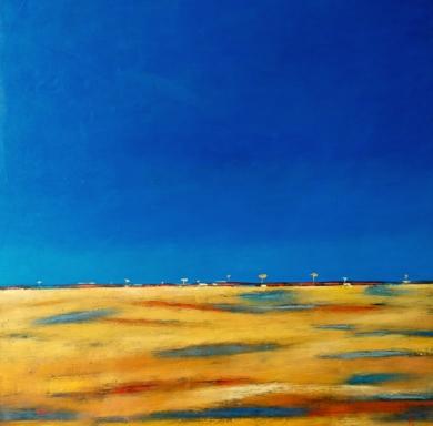 Summer Landscape|PinturadeKestutisj| Compra arte en Flecha.es