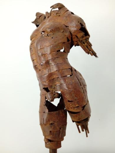 HERMES|EsculturadePablo Rebollo Pérez| Compra arte en Flecha.es