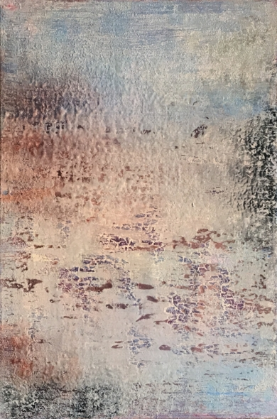 Equilibrio matérico|PinturadeEnric Correa| Compra arte en Flecha.es