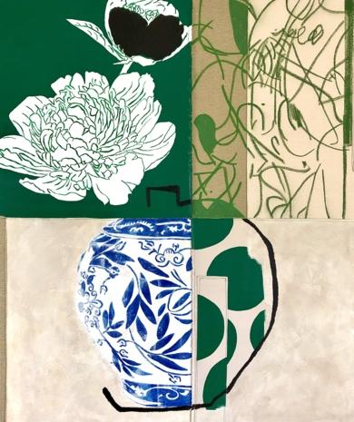 Floral Arrangement n.6|PinturadeNadia Jaber| Compra arte en Flecha.es