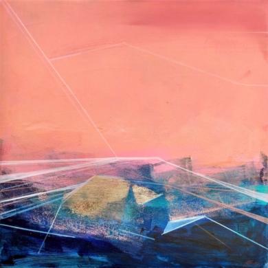 New Beginnings 1|PinturadeMagdalena Morey| Compra arte en Flecha.es