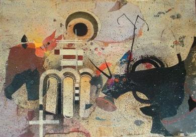 TAURUS|PinturadeRaúl Utrilla| Compra arte en Flecha.es